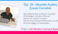 Alanya Çocuk Doktoru Op. Dr. Mustaf
