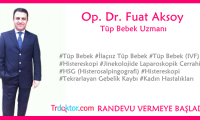 Op. Dr. Fuat Aksoy, Tüp Bebek Uzman