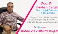 Doç. Dr. Beyhan Cengiz, Tıbbi Genet