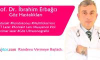 Prof. Dr. İbrahim Erbağcı, Göz Hast