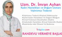 Uzm. Dr. İmran Ayhan Şanlıurfa Kadı